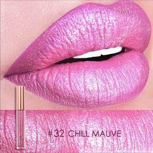 Chameleon Metallic Shimmer Lq Lipstick Chill Mauve